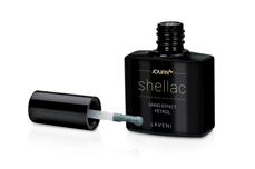 Jolifin LAVENI Shellac - sand-effect petrol 12ml