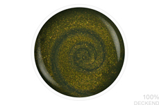 Jolifin LAVENI Shellac PeelOff - navy green Glimmer 12ml