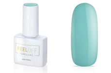 Jolifin LAVENI Shellac PeelOff - light petrol 12ml