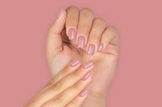 Jolifin LAVENI Shellac PeelOff - dusky nude-rose 12ml