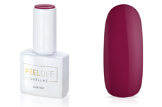 Jolifin LAVENI Shellac PeelOff - dusky red 12ml
