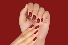 Jolifin LAVENI Shellac PeelOff - rusty red 12ml