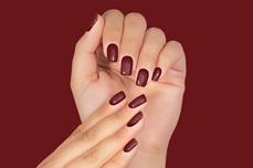 Jolifin LAVENI Shellac PeelOff - rusty brown 12ml