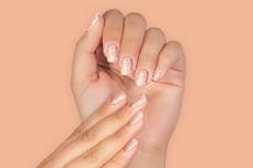 Jolifin LAVENI Shellac PeelOff - matt elegance Glitter 12ml