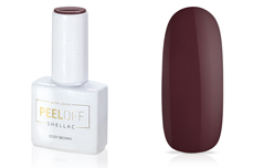 Jolifin LAVENI Shellac PeelOff - cozy brown 12ml