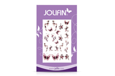 Jolifin Trend Tattoo Rosé-Gold - Nr. 7