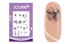Jolifin Trend Tattoo Rosé-Gold - Nr. 9