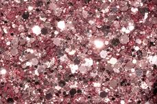 Jolifin LAVENI Sparkle Glitter - luxury rosé