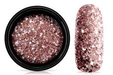 Jolifin LAVENI Sparkle Glitter - luxury rosé-gold