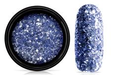 Jolifin LAVENI Sparkle Glitter - powder blue