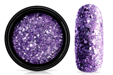 Jolifin LAVENI Sparkle Glitter - luxury lilac