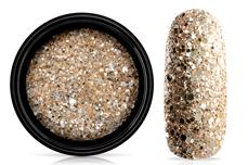 Jolifin LAVENI Sparkle Glitter - champagne shower