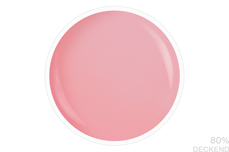 Jolifin LAVENI Shellac RubberGel - milky pastell-rosé 12ml