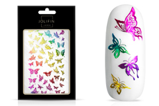 Jolifin LAVENI XL Sticker - Butterfly Nr. 6