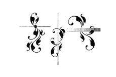 Jolifin Metallic Tattoo - Nr. 14