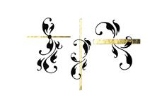 Jolifin Metallic Tattoo - Nr. 15
