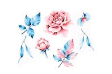 Jolifin Flora Nailart Tattoo Nr. 35