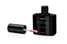 Jolifin LAVENI Shellac - coral lipstick 12ml