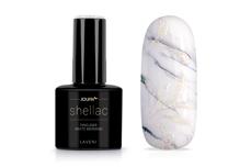Jolifin LAVENI Shellac Fineliner - white mermaid 12ml