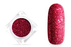 Jolifin Glitterpuder - red raspberry