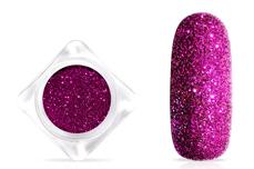 Jolifin Glitterpuder - cassis berry