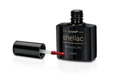 Jolifin LAVENI Shellac - metallic lips 12ml