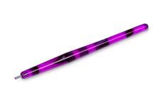 Jolifin Cat-Eye Magnet Stift - purple