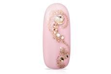 Jolifin LAVENI Strass-Display - rosé elegance