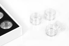 Jolifin Nail Art Display klein - weiß