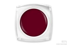 Jolifin LAVENI Farbgel - deep burgundy red 5ml