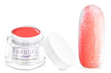 Jolifin Ombre-Gel - neon-coral 5ml