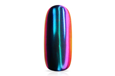 Jolifin Super Mirror-Chrome Pigment - FlipFlop pink & blue