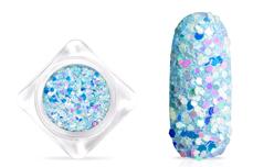 Jolifin Candy Glitter - pool blue