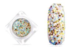 Jolifin Candy Glitter - rich gold