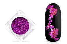 Jolifin Foil Flakes - Hologramm violet
