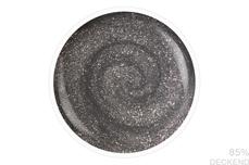 Jolifin LAVENI Shellac - Cat-Eye nude-grey 12ml