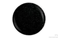 Jolifin LAVENI Shellac - Top-Coat ohne Schwitzschicht black flakes 12ml