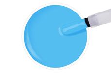 Jolifin LAVENI Shellac - blue waves 12ml