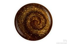 Jolifin LAVENI Shellac - Top-Coat ohne Schwitzschicht golden sand 12ml