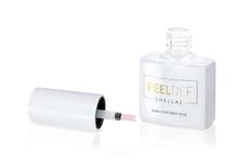 Jolifin LAVENI Shellac PeelOff - Dual-Coat milky rosé 12ml