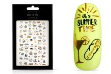 Jolifin LAVENI XL Sticker - Gold 15
