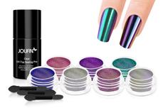 Jolifin Chrome Super Pigment Set