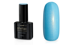 Jolifin LAVENI Shellac - blue sunray 12ml