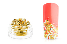 Jolifin Magic Nailart Folie Gold