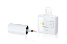 Jolifin LAVENI Shellac PeelOff - cotton 12ml