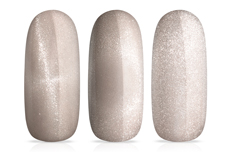 Jolifin LAVENI Shellac - Cat-Eye pastell-sand 12ml