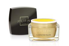 Jolifin LAVENI Farbgel - illuminating yellow 5ml
