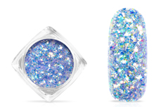 Jolifin Aurora Flakes Glittermix - lilac