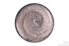 Jolifin LAVENI Shellac - Cat-Eye icy peach 12ml