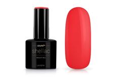 Jolifin LAVENI Shellac - bright red 12ml